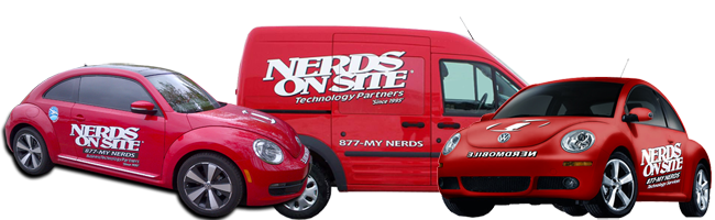 Nerds On Site Nerdmobile