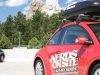 Nerdmobile at Mt. Rushmore