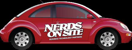 Nerds On Site Car